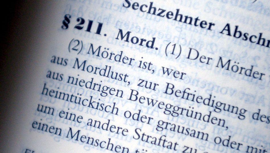 Der umstrittene Paragraf 211