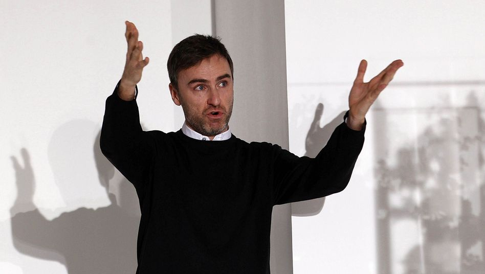 Bekannt für minimalistische Ästhetik: Raf Simons wird neuer Kreativdirektor bei Dior