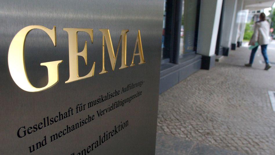 Gema-Hauptsitz in Berlin: Lizenzierungsgebühren für Online-Musikdienste geregelt