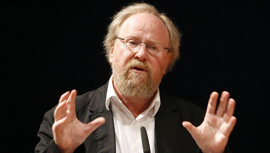 Wolfgang Thierse: Überzeugter Berliner