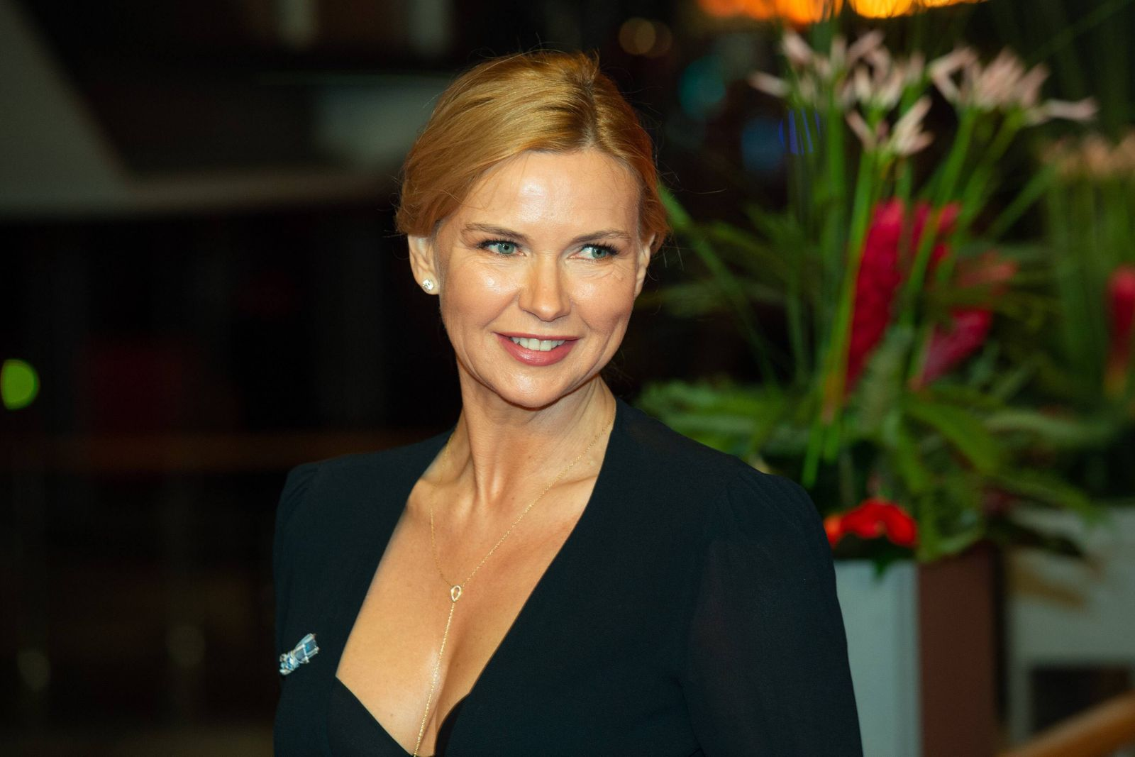 Berlin GER, Berlin, 07.02.19, Eroeffnung - Premiere - The Kindness Of Strangers Veronica Ferres, The Kindness Of Strang
