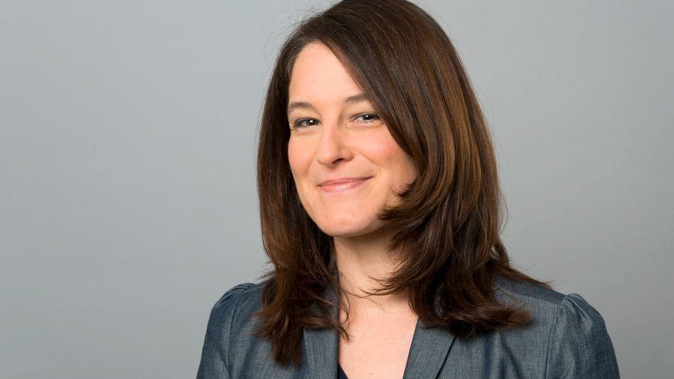 Investigativ-Journalistin Birte Meier
