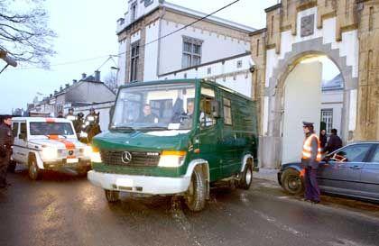 Gefangenentransporter: Flucht unmöglich