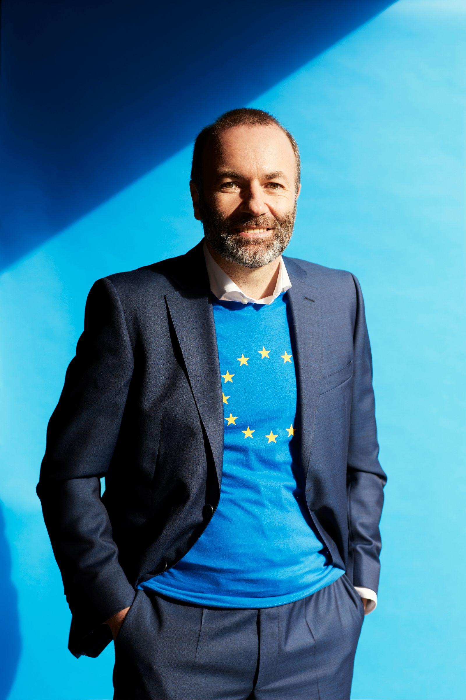 Manfred Weber für Der Spiegel