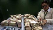 Dollar gegen die Hyperinflation