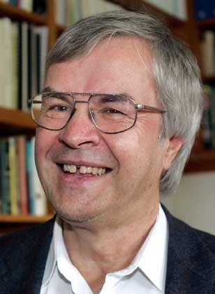 "Physiker Hänsch: ""Platt, überrascht und froh"""
