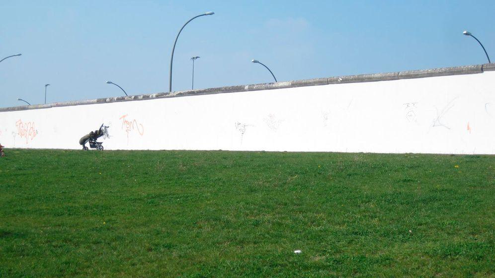 Geteilte Stadt: Berlins unsichtbare Mauer
