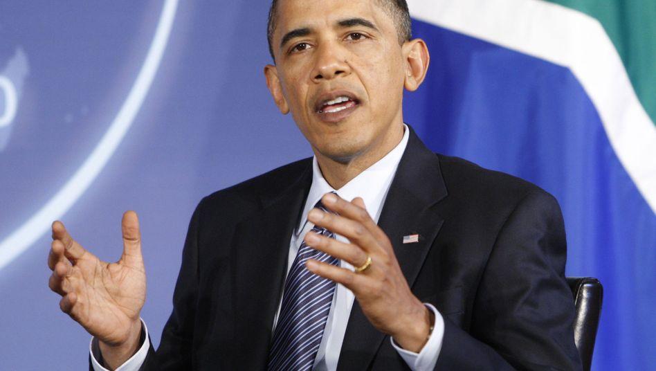 Gipfel in Washington: Obama warnt vor Atomterror