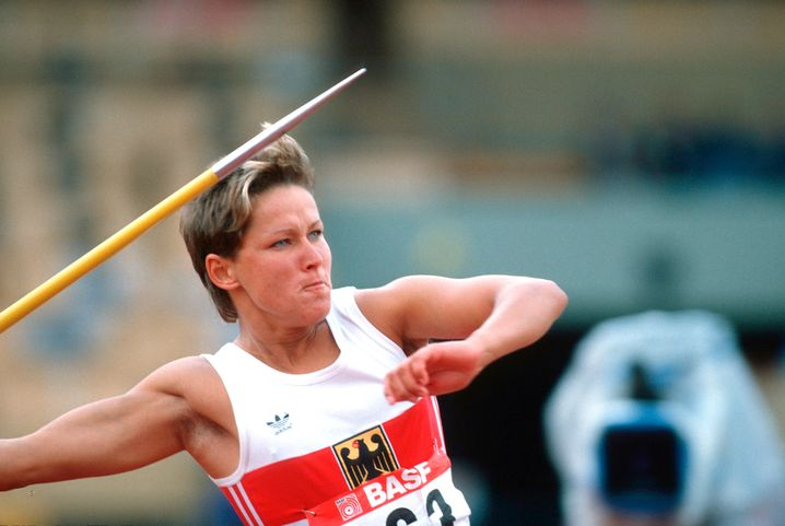 Dopingopfer Birgit Dressel