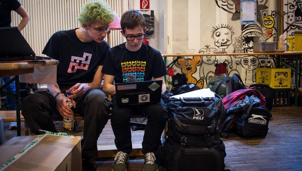 Jugend hackt: Wenn Kinder zu Programmierern werden