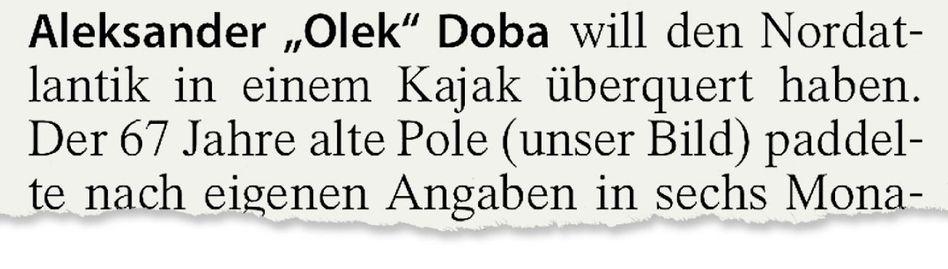 Aus der Frankfurter Allgemeinen