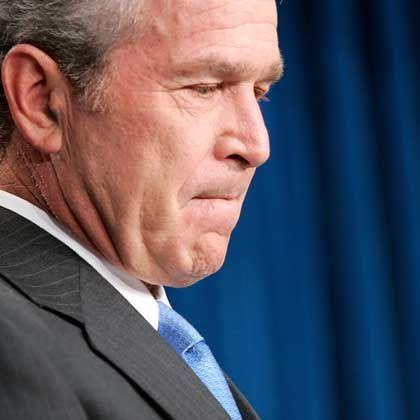 """Kritik an Bush: """"Gefährlichste außenpolitische Fehlleistung seit Vietnam"""""""