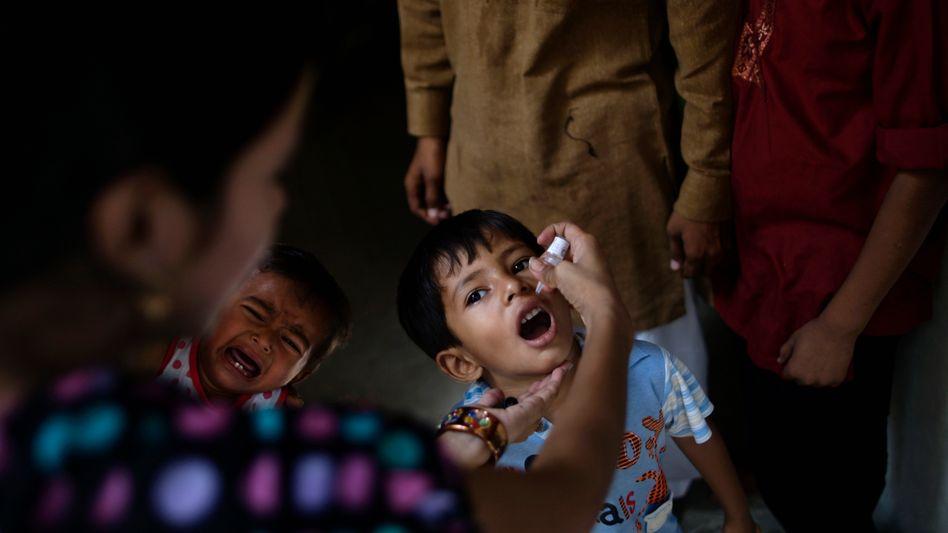 Polio-Impfung in Islamabad: Gefährliches Impfverbot
