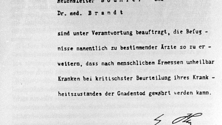 """Die Dokumente: """"Ich bin doch nicht ihr Versuchskarnickel"""""""
