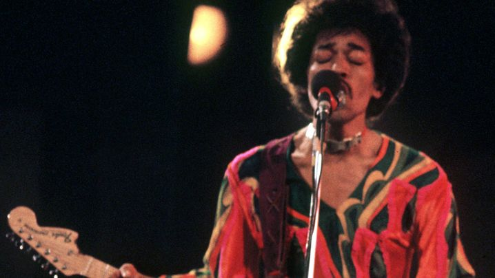 "Hendrix' Todestag: ""Entschuldigt mich, solange ich den Himmel küsse"""