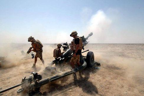 Britische Soldaten in Afghanistan: Im Kampf gegen Rebellen wollten sie sich von Taliban unterstützen lassen