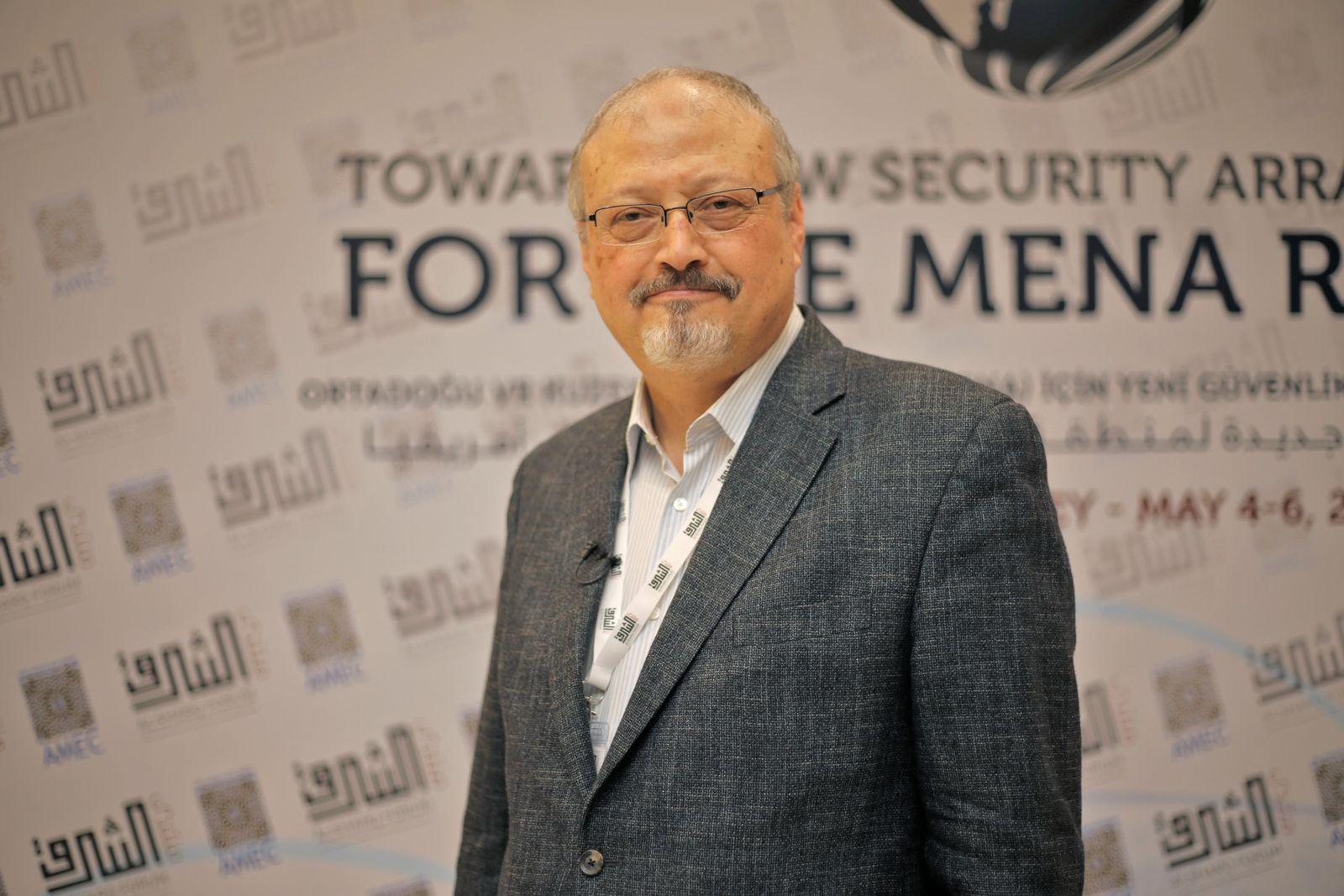 EINMALIGE VERWENDUNG PLUS 44/2018 S. 94 - Jamal Khashoggi