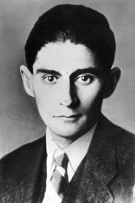 """Schriftsteller Franz Kafka: """"Niemand hat jemals den Lesern seine Pornos gezeigt"""""""