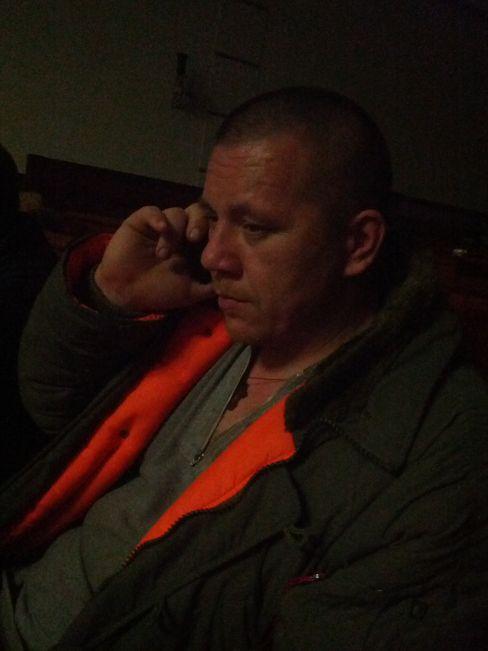 Igor, 33, Kommandant der Besetzer