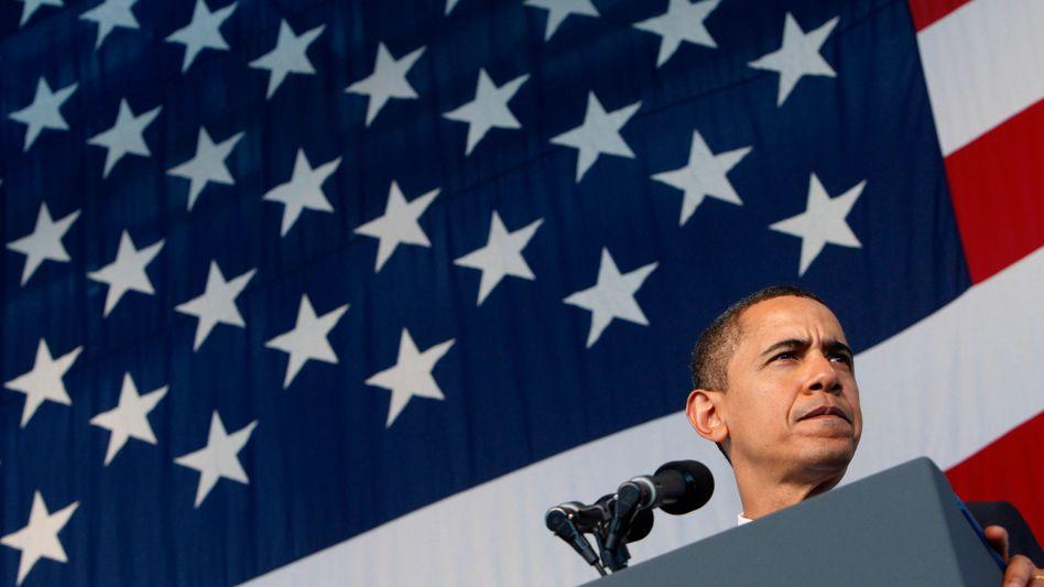 US-Präsident Obama: Gegenwind von der Banken-Lobby