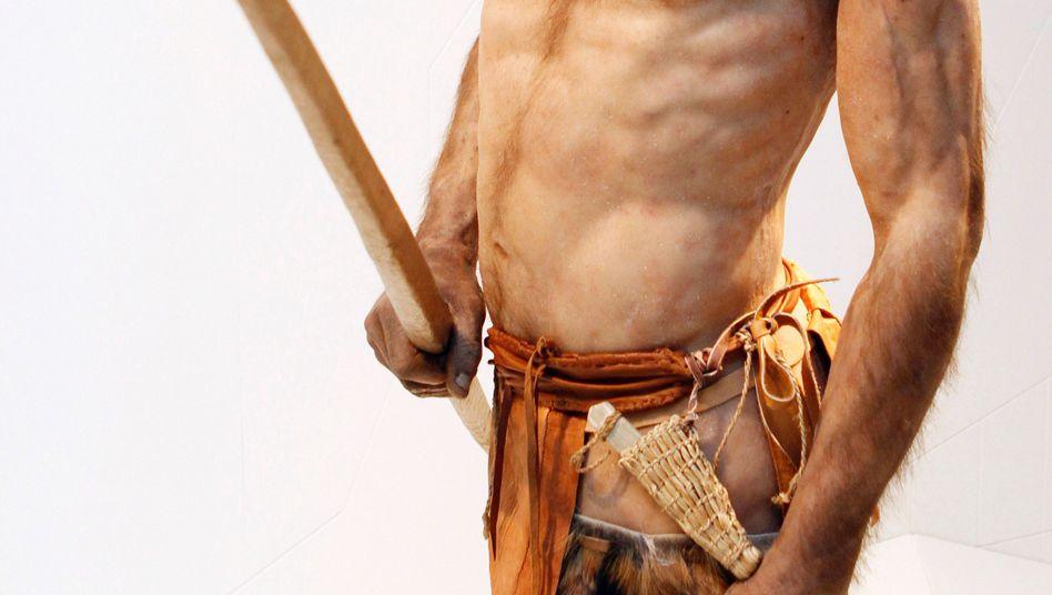 Rekonstruktion von Ötzi: So könnte er zu Lebzeiten ausgesehen haben