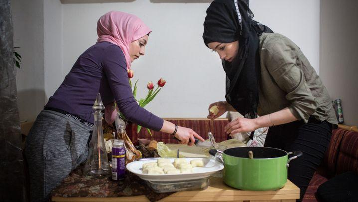 21. März: Arabischer Muttertag