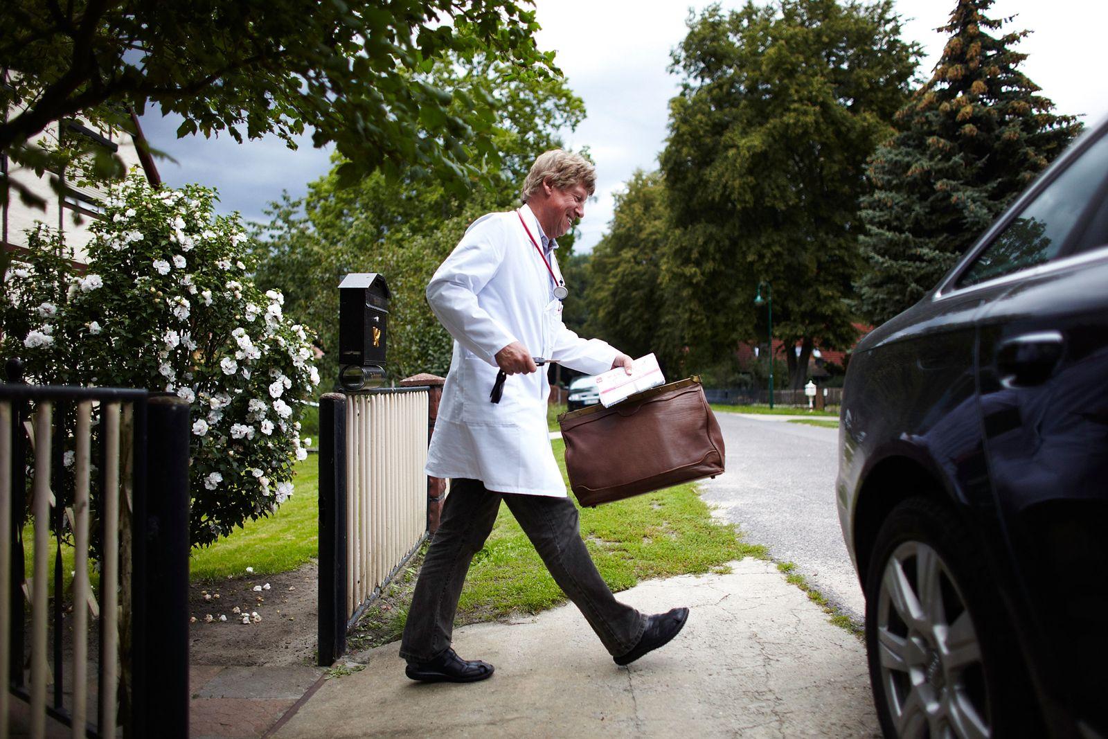 Landarzt / Hausarzt / Hausarztpraxen