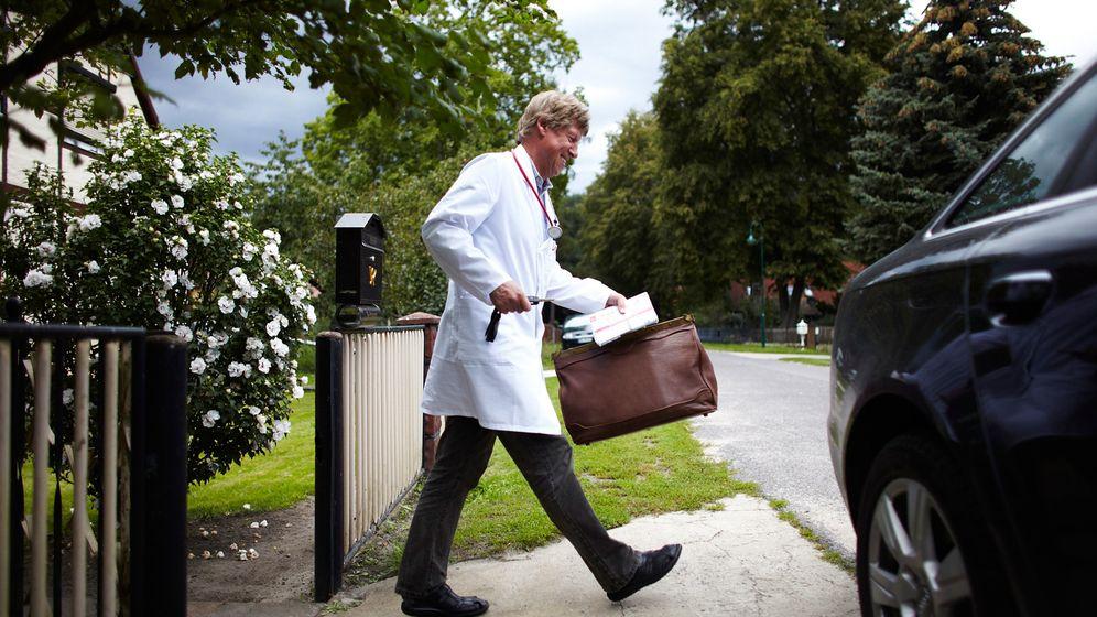 Medizinermangel: Arztsuche auf dem Land