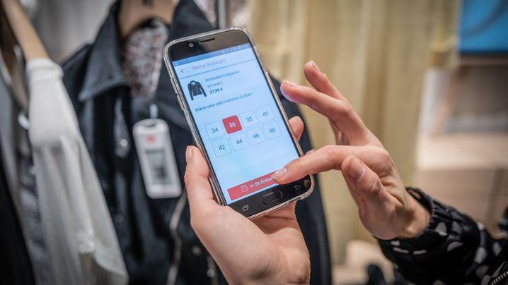 Einkaufen mit dem Smartphone: Scannen statt schleppen