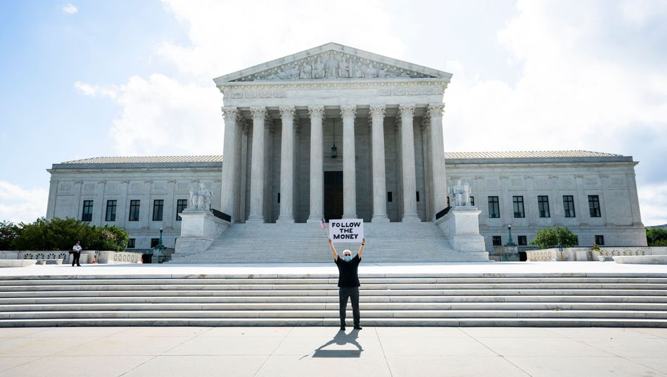 Das Supreme Court in Washington