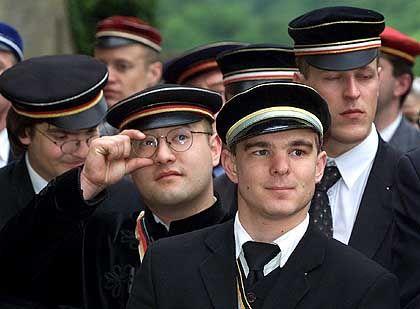 Burschentag (in Eisenach): Männerbündelei mit bewegter Vergangenheit