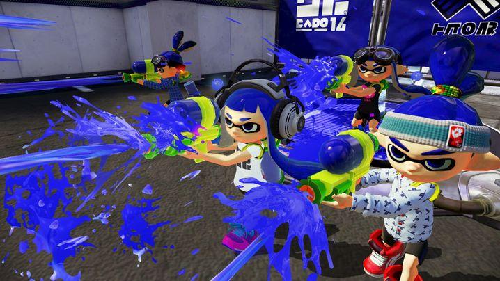 """""""Splatoon"""": Innovatives Nintendo-Spiel"""