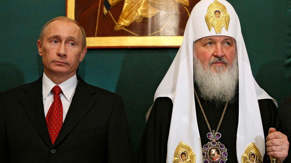 Kritik an Kirill: Plötzlich war sie weg, die Uhr