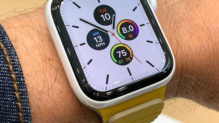 Smartwatch: Das ist die Apple Watch Series 5