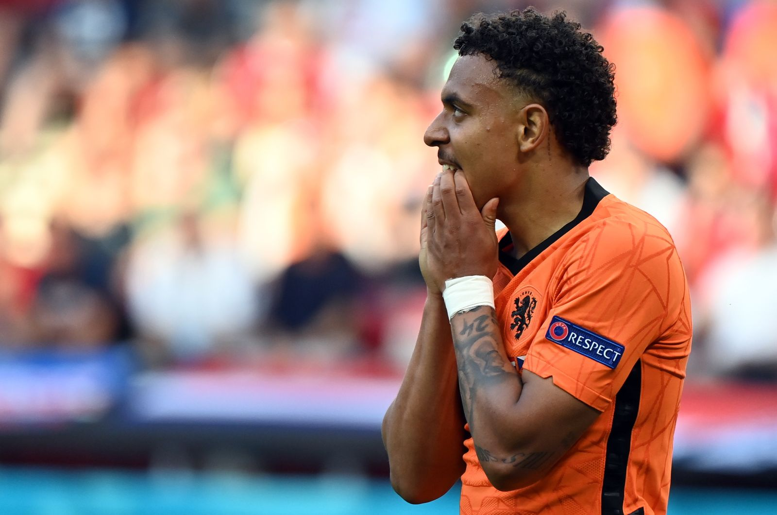 Round of 16 Netherlands vs Czech Republic