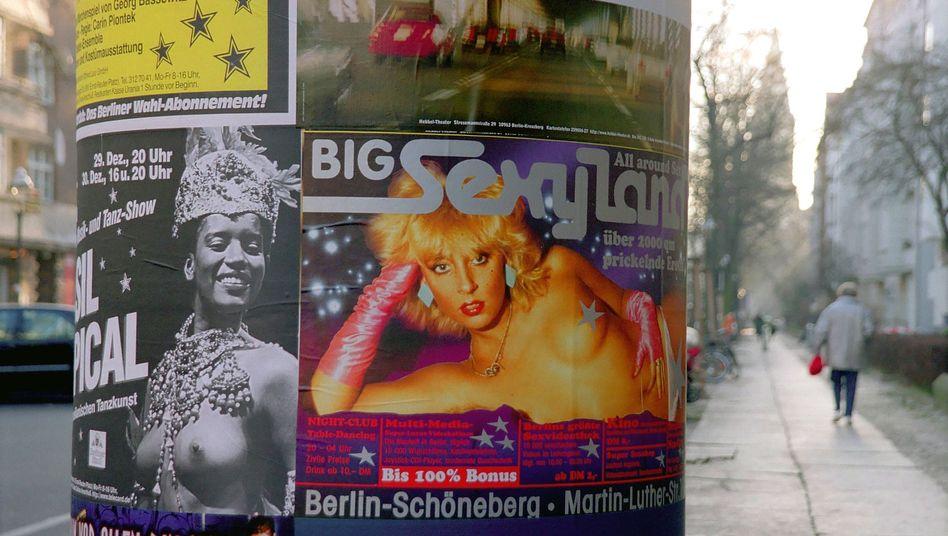 """Big Sexyland""-Plakat"