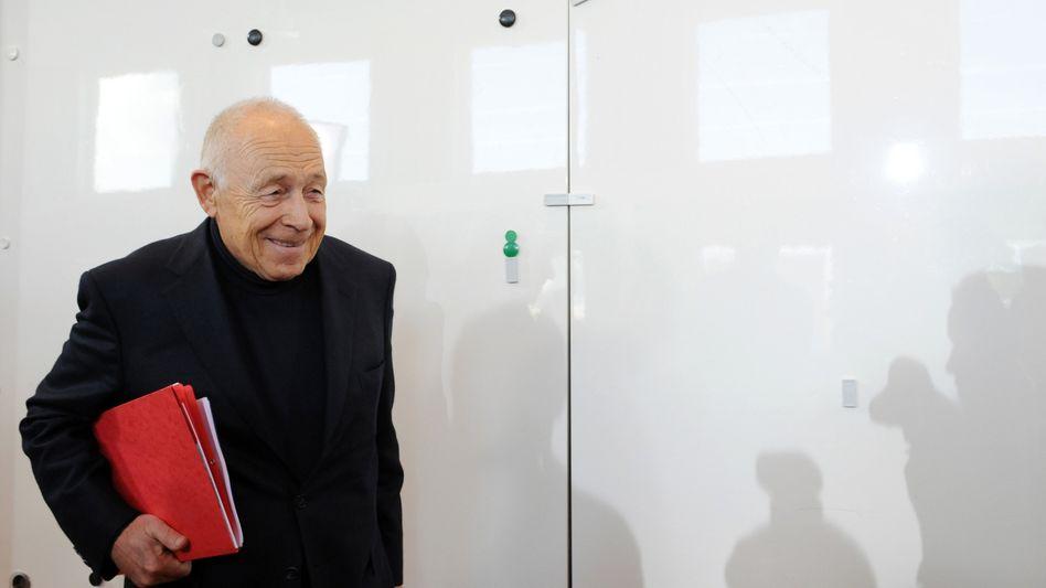 Heiner Geißler: Der Schlichter von Stuttgart live in der Uni Tübingen