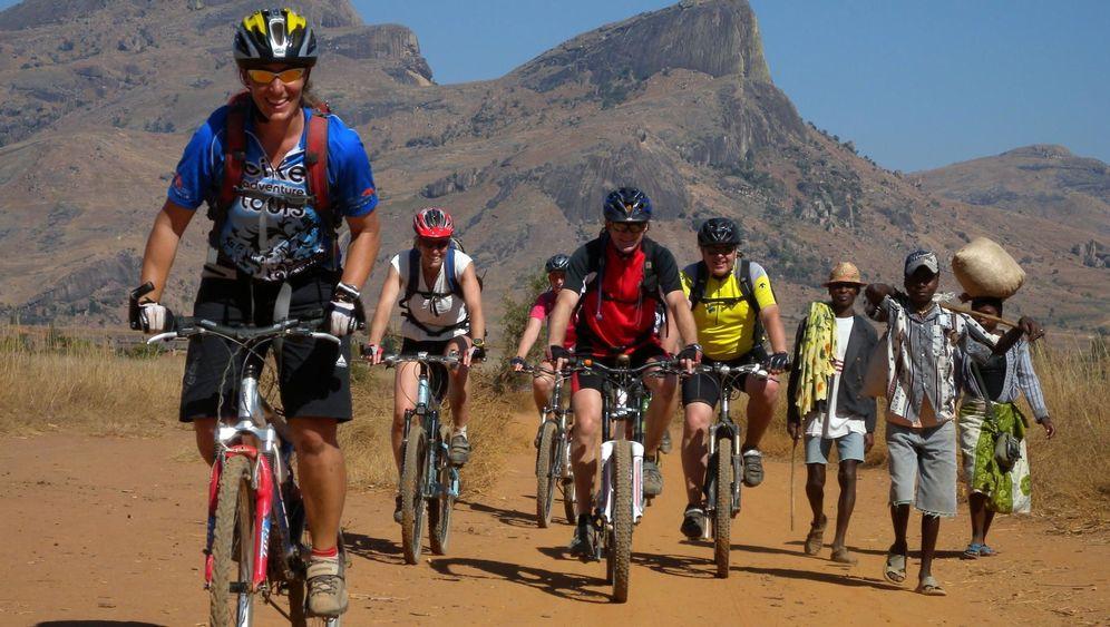 Urlaub auf zwei Rädern: Strampeln und Staunen