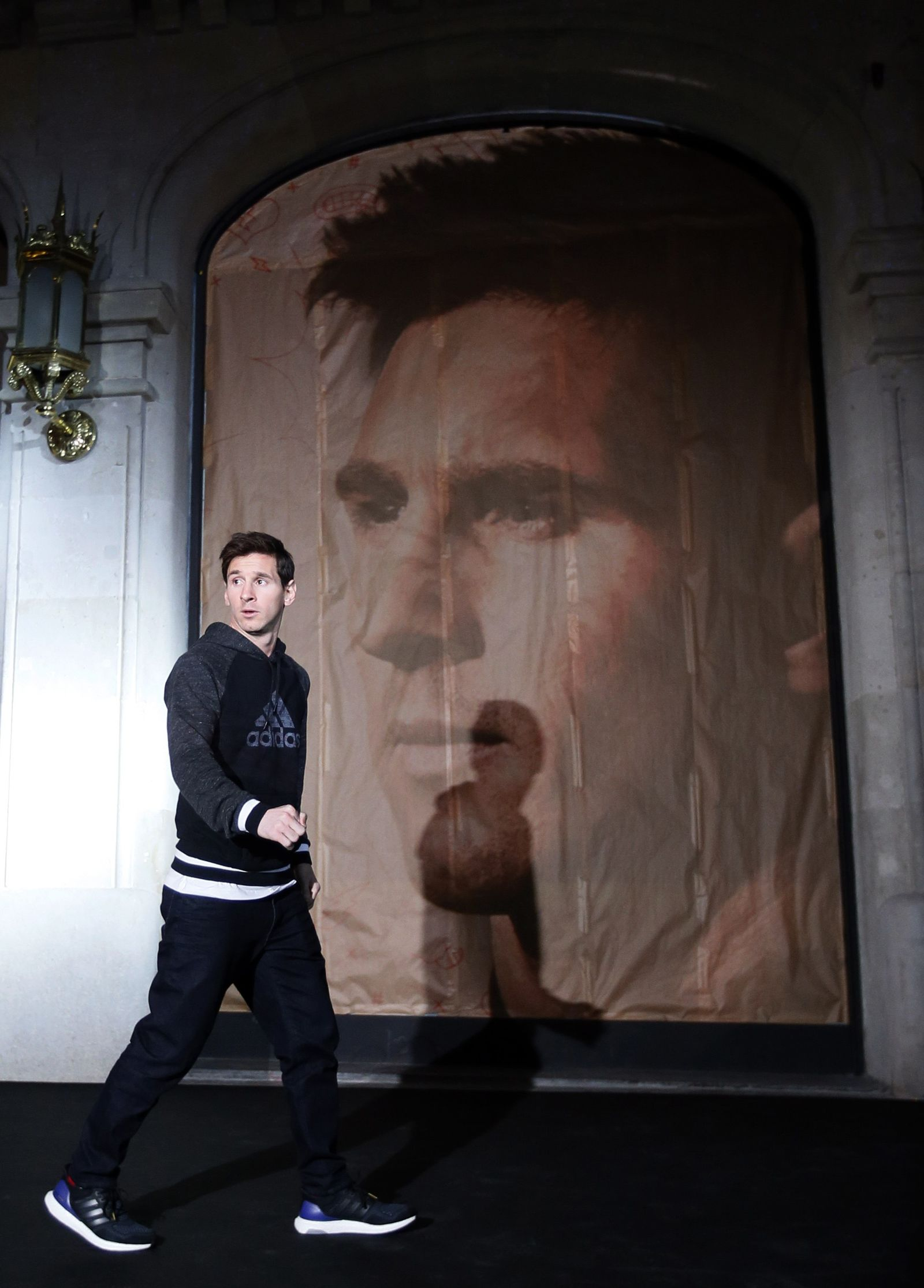 Lionel Messi Event Barcelona