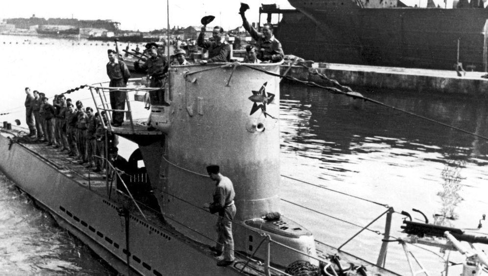 Zweiter Weltkrieg: U-Boot auf der Autobahn
