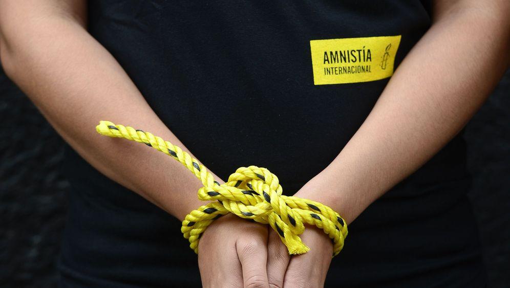 Folterwerkzeuge made in China: Katalog der Quälereien