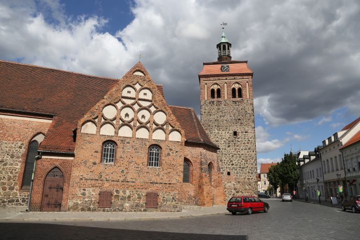 Innenstadt von Luckenwalde