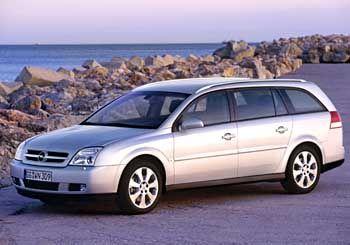 Das Vectra Quartett ist komplett: Opel Vectra Caravn