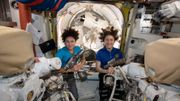 Nasa stellt Raumfahrer für Mondmission vor