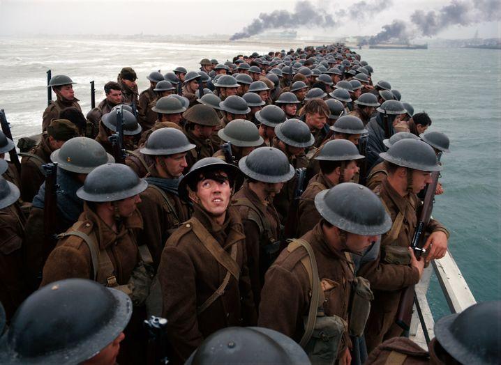 """""""Dunkirk"""" mit Fionn Whitehead"""