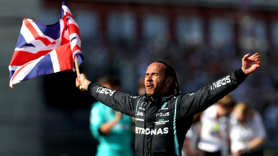 Macht sich regelmäßig stark gegen Rassismus und Diskriminierung: Lewis Hamilton