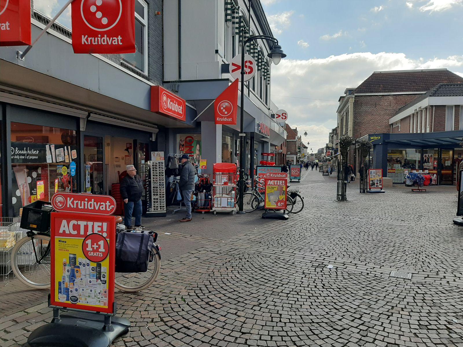 Corona/ Niederlande/ Stadt Winterswijk