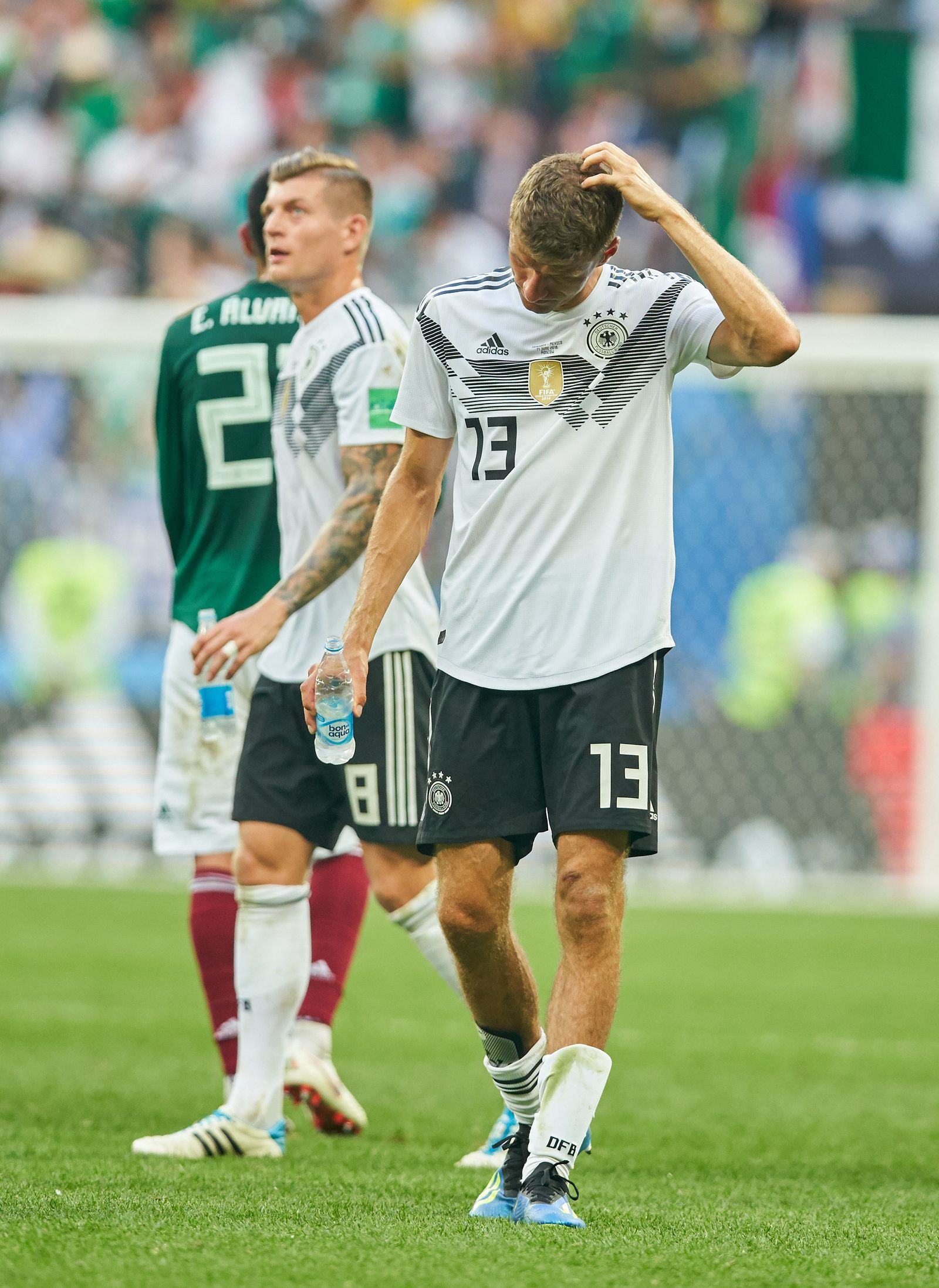 World Cup GERMANY - MEXICO