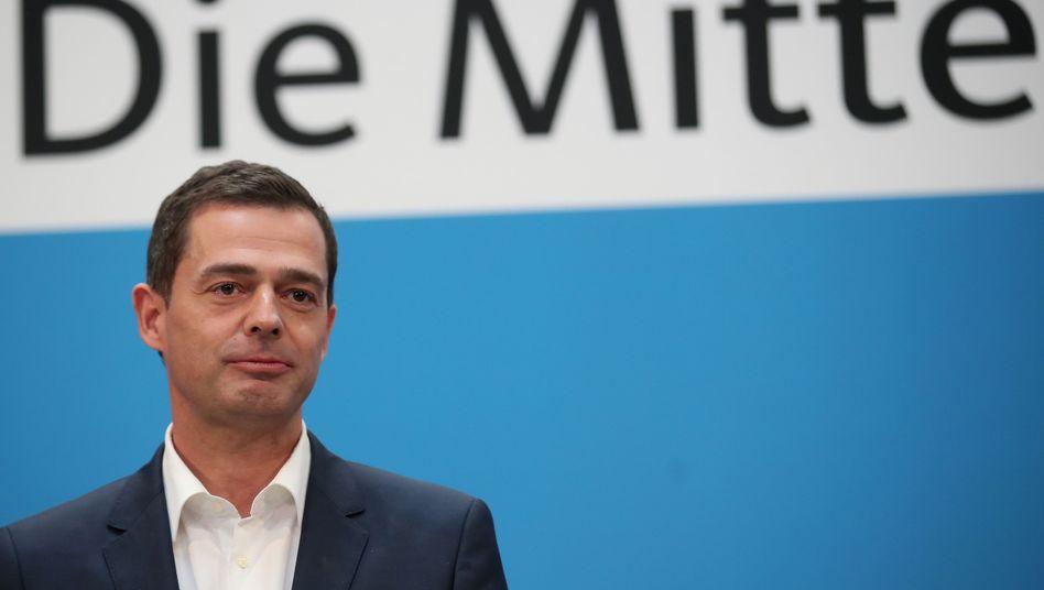 CDU-Landeschef Mike Mohring: 2014 wurde er noch einstimmig zum Fraktionschef gewählt
