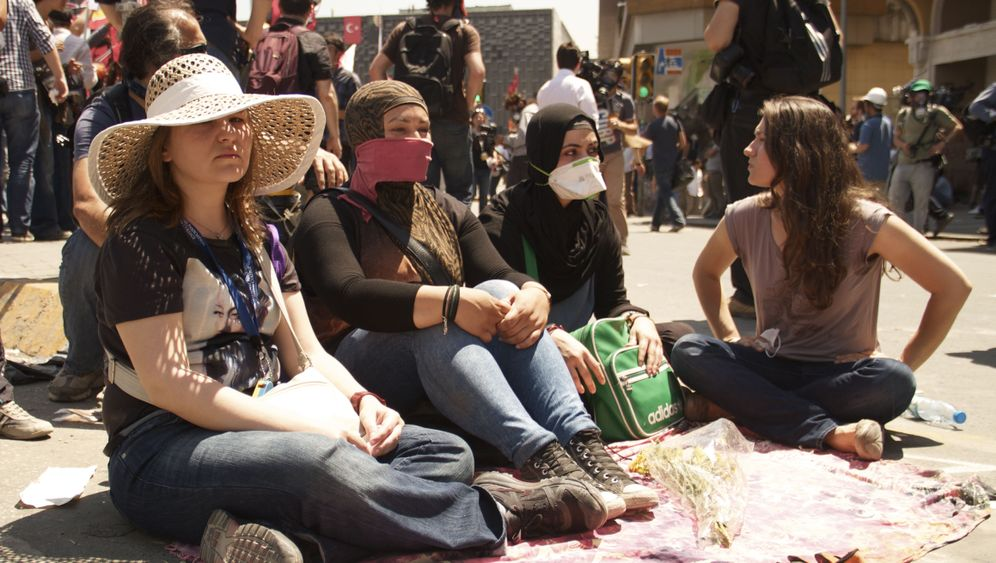 Neulich im Gezi-Park: My Generation